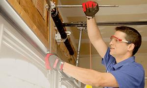 Garage Door Spring Repair Brier
